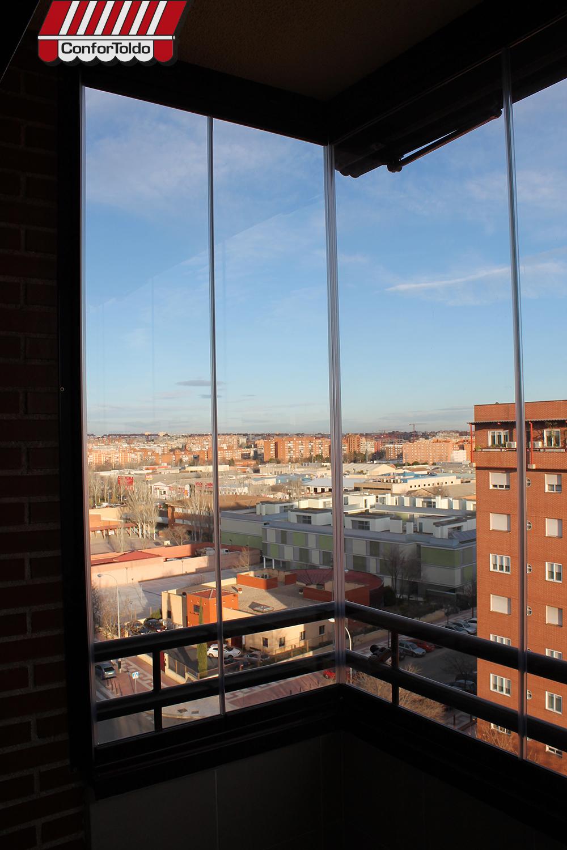 Cortinas cristal precio cortinas de cristal cerradas with cortinas cristal precio cortina de - Cristal climalit precio ...
