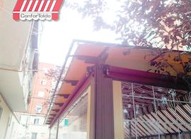 Cerramientos de terraza para hostelería 002