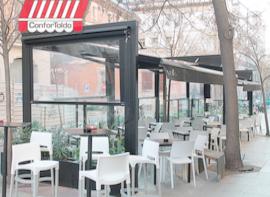 Cerramientos de terraza para hostelería 008