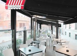 Cerramientos de terraza para hostelería 013