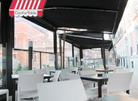 Cerramientos de terraza para hostelería 014