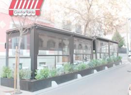 Cerramientos de terraza para hostelería 021