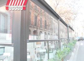 Cerramientos de terraza para hostelería 023