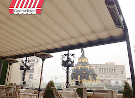 Cerramientos de terraza para hostelería 026
