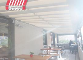 Cerramientos de terraza para hostelería 030