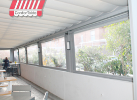 Cerramientos de terraza para hostelería 031