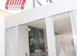 Cerramientos de terraza para hostelería 033