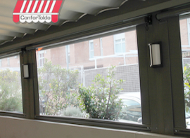 Cerramientos de terraza para hostelería 034