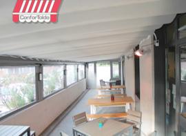 Cerramientos de terraza para hostelería 038