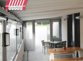 Cerramientos de terraza para hostelería 045