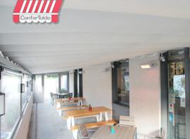 Cerramientos de terraza para hostelería 047