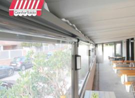 Cerramientos de terraza para hostelería 048