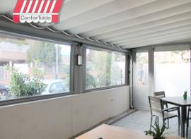 Cerramientos de terraza para hostelería 050