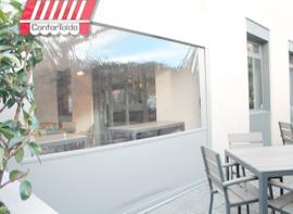 Cerramientos de terraza para hostelería 061