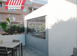 Cerramientos de terraza para hostelería 063