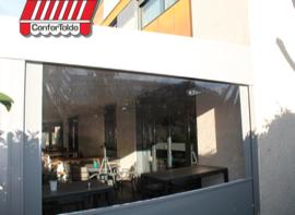 Cerramientos de terraza para hostelería 065