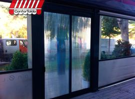 Cerramientos de terraza para hostelería 066