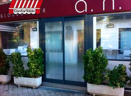 Cerramientos de terraza para hostelería 069