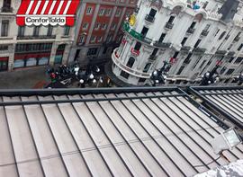 Cerramientos de terraza para hostelería 073