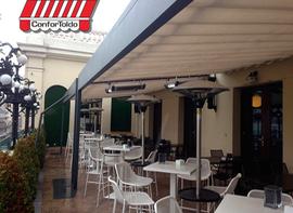 Cerramientos de terraza para hostelería 074