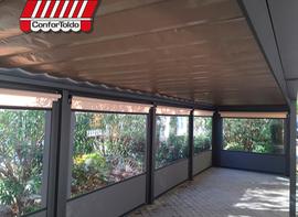 Cerramientos de terraza para hostelería 096