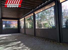 Cerramientos de terraza para hostelería 102