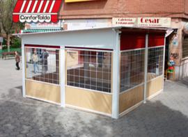Cerramientos de terraza para hostelería 104
