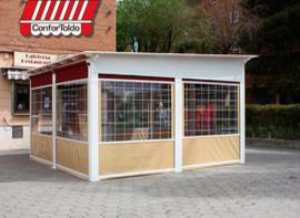 Cerramientos de terraza para hostelería 111