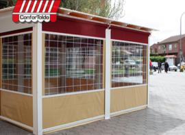 Cerramientos de terraza para hostelería 117