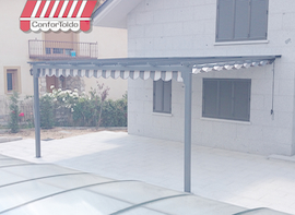Pérgola de pared 006