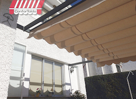 Pérgola de pared 015